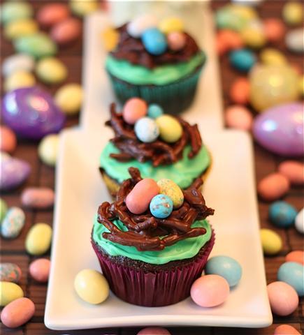 Cupcake para pascoa 3