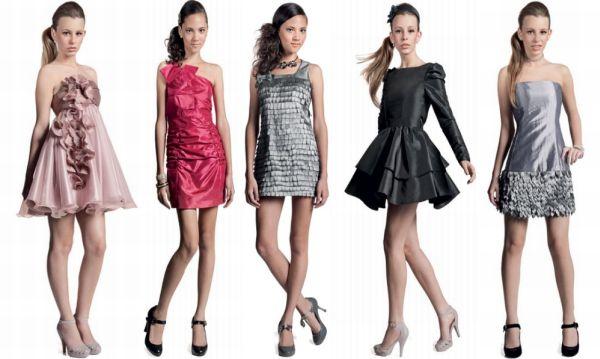 Modelos de Vestidos de Fiesta para Adolescentes