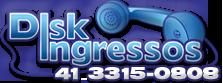 Telefone Disk Ingressos