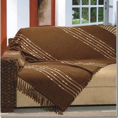 Como decorar sof com manta veja fotos for Manta no sofa como usar