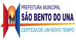 Concurso Prefeitura Municipal de São Bento do Una PE