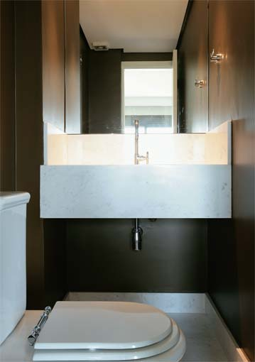 decorar lavabo pequeno:Pin Como Decorar Pequenos Lavabos on Pinterest
