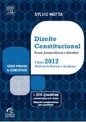 Livro de Direito Constitucional para concursos 2012