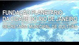 Planetário RJ divulgação