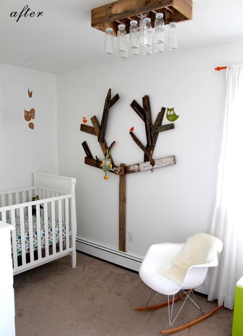 Decora o reciclada para quarto - Decoracion paredes habitacion infantil ...