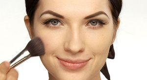 Maquiagem para Disfarçar as Bochechas