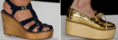 Tendências de Calçados Fashion Rio Verão 2013