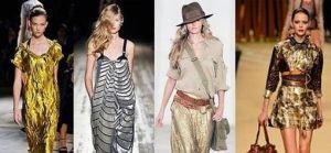 Tendências de Verão que Seguem no Inverno 2012