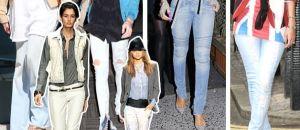 Como Usar Roupas com Jeans Claro