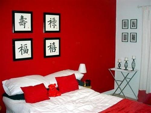 Decoracao De Quarto Estilo Japones ~ Decora??o oriental para quartos de casal (5)