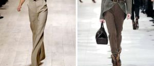 Modelos de Calças de Alfaiataria Feminina