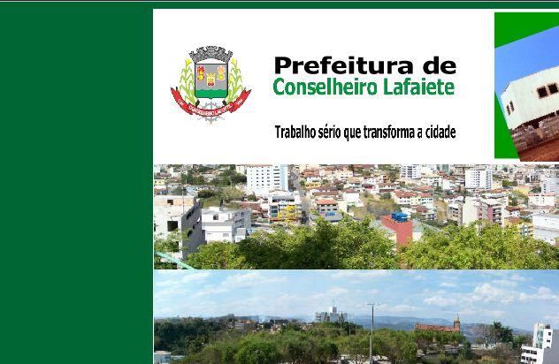 Prefeitura Conselheiro lafaiete divulgação