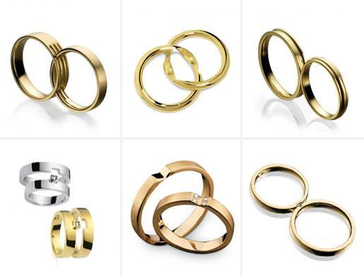 encaixe Tendências de Alianças de casamento 2012 2013
