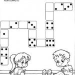 Atividades de Matemática - Dominó