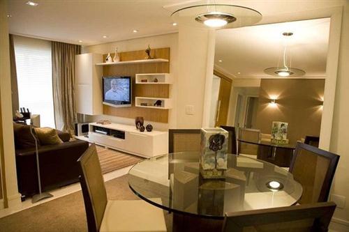 decoracao de apartamentos pequenos para homens : decoracao de apartamentos pequenos para homens:COMO DECORAR UM APARTAMENTO CONJUGADO