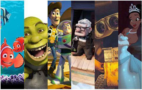 Filmes infantis ( Foto: Crescer/divulgação)