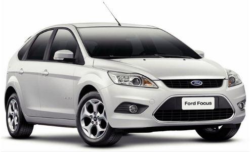 Ford Focus (Foto: Auto Esporte/Divulgação)