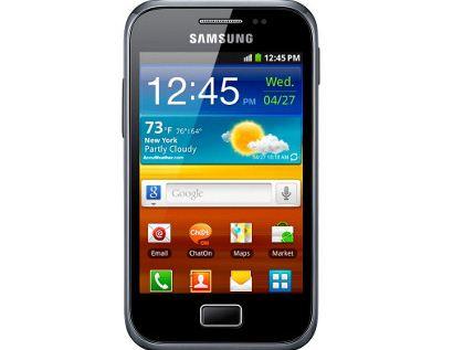Galaxy Ace Plus (Foto: Samsung/divulgação)