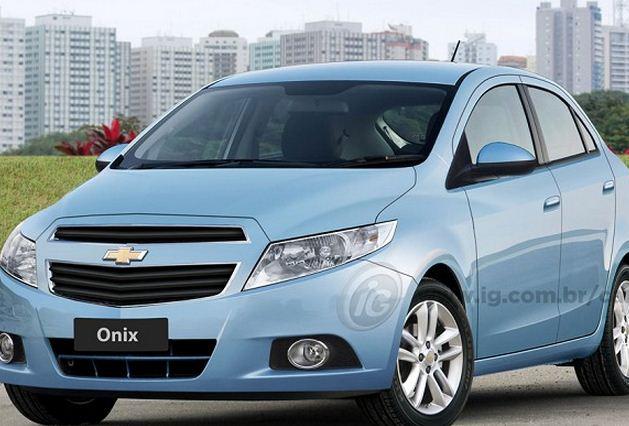 Onix (Foto: Carros IG/Divulgação)