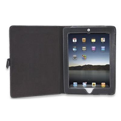 Capa para iPad 2 em couro. (Foto: Divulgação).