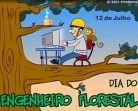 Frases para o dia do engenheiro florestal