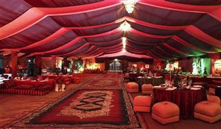 festa arabe decoracao