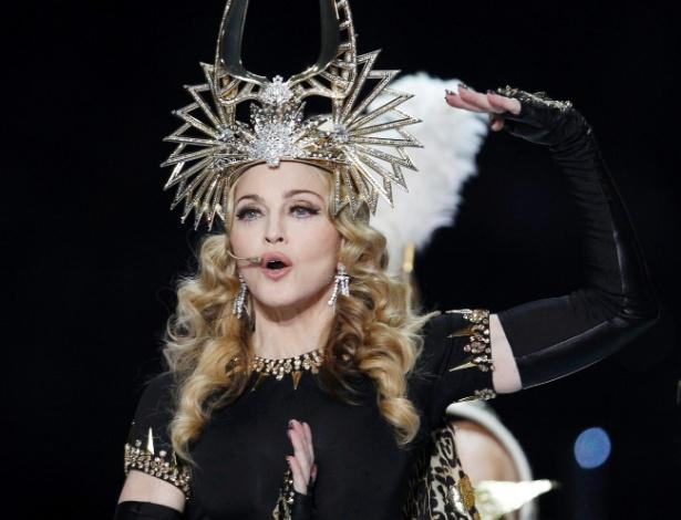 Madonna fará shows no Brasil em dezembro. (Foto: Divulgação)