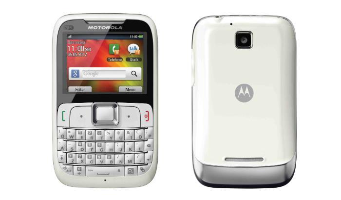 Motorola MotoGo! (Foto: Divulgação).