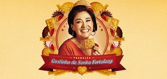 Promoção Gostinho de Sonho - Fortaleza. (Foto Divulgação).