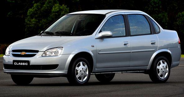 Chevrolet Classic (Foto: Chatter Car/divulgação)