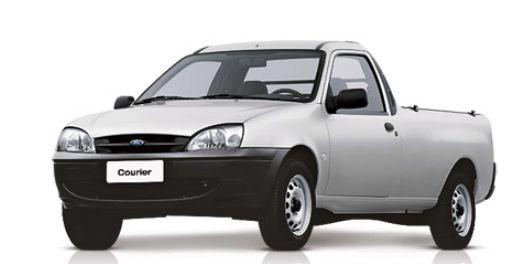 Ford Courier ( Foto: divulgação)