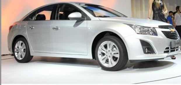 Chevrolet Cruze 2013 (Foto: Carplace/divulgação)