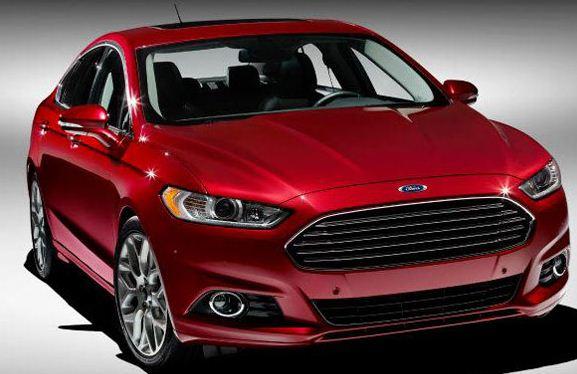 Ford Fusion 2013 (Foto: G1 Auto Esporte/divulgação)