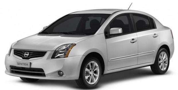 Sentra 2013 (Foto: Nissan/divulgação)