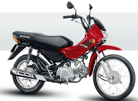 Honda Pop 100 (Foto: Honda/divulgação)