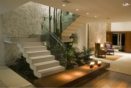 fotos de decoracao de interiores residenciais:de jardins com pedras ornamentais tipos de grama para jardim como usar