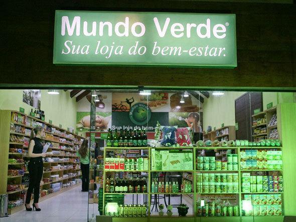 Franquia Mundo Verde. (Foto: Divulgação).
