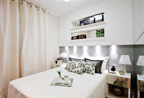 decoracao de apartamentos pequenos quarto casal:DECORAÇÃO PARA QUARTO DE CASAL PEQUENO