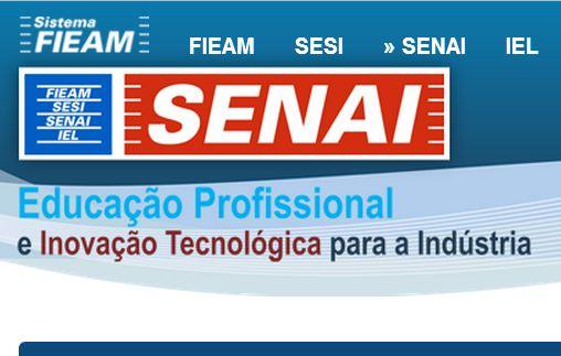 Fieam SENAI (Foto: divulgação)