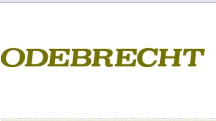 Trabalhe Conosco Odebrecht (Foto: divulgação)