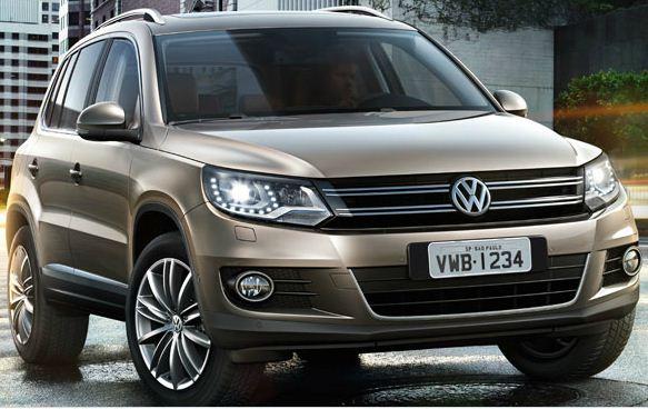 Volkswagen Tiguan ( Foto: divulgação)