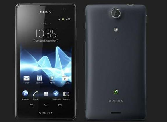 Sony Xperia T ( Foto: Exame Abril/divulgação)