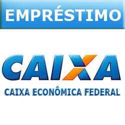 Empréstimo Caixa. (Foto: Divulgação).
