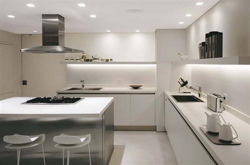 Cozinha Moderna (Foto~ Decoracao De Interiores Iluminacao