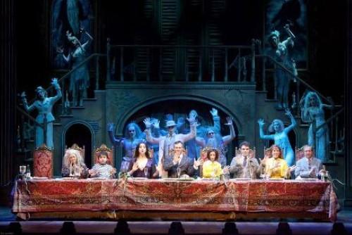 Assista a peça de teatro da Família Adams(Foto: Divulgação).