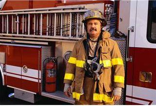 Concurso para bombeiros