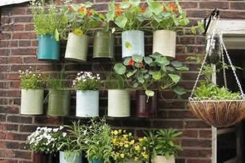 decoracao muros jardim:DECORACAO MURO