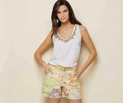 Modelos de Bermudas para 2013