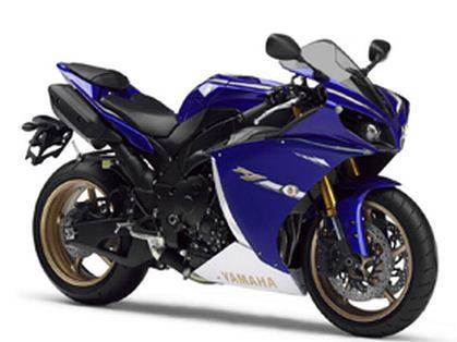 Yamaha YZF - R1 2013 (Foto: Yamaha/divulgação)