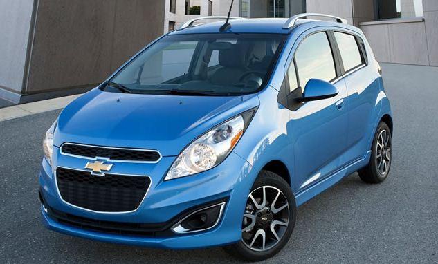 Chevrolet Spark 2013 (Foto: Carplace/divulgação)